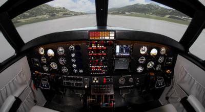 Simulator FNPT II MCC HIBRID