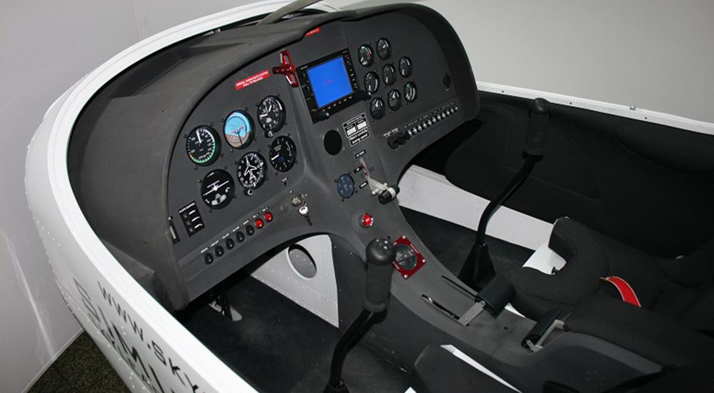 模拟器SKYLEADER 600