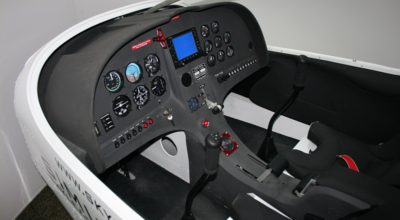 Simulátor SKYLEADER 600