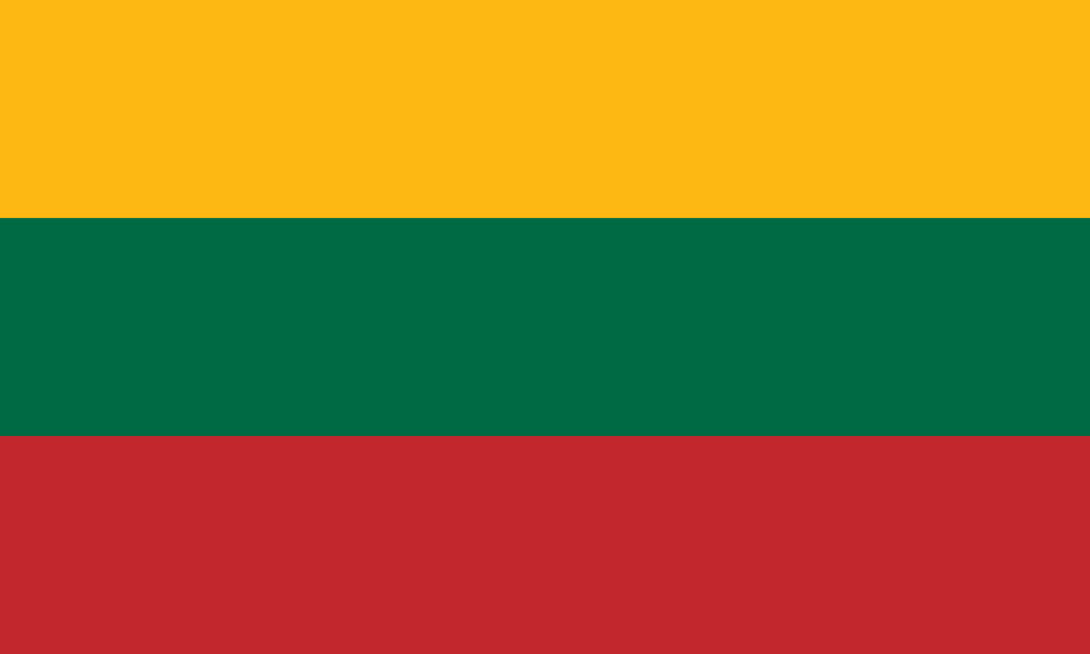 LITHUANIA and LATVIA